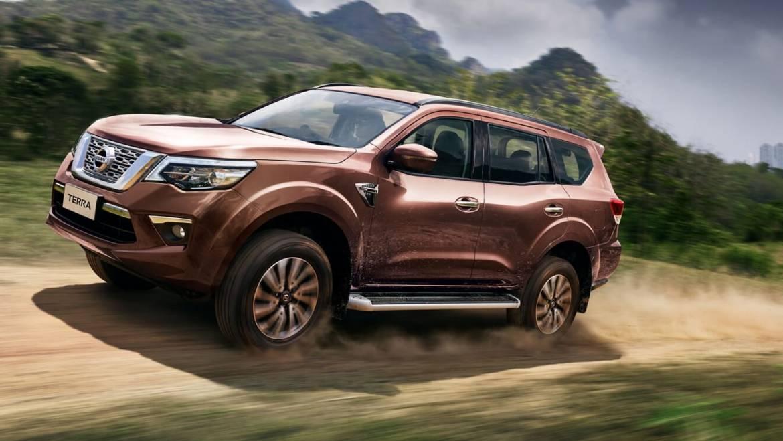 Nissan Terra, Adu Gagah di Kelas Medium SUV