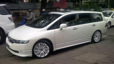 Velg Impul Odyssey MPV Termahal dari Honda
