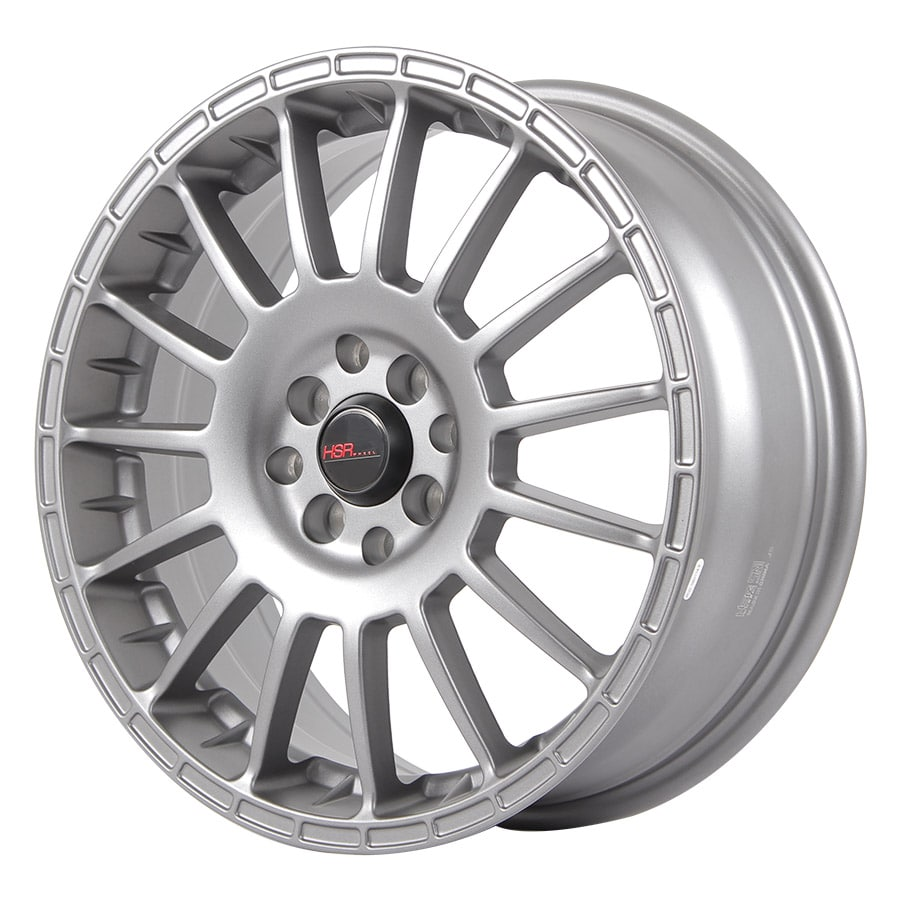 HSR Arrow JD803 Ring 17x7 H8x100-114,3 ET45 Semi Matte Gunmetal