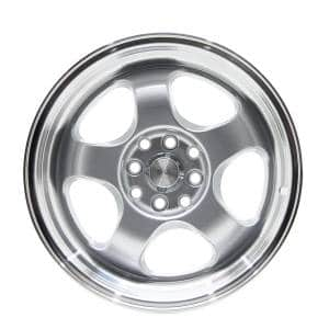 HSR Brisket JD5903 Ring 16x7-8,5 H8x100-114,3 ET40-35 Silver Machine Face2