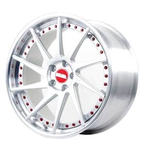 HSR FG-01 521 Ring 20x8,5-9,5 H5x112 ET40-45 Silver Machine Lip2