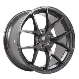 HSR First WA031 Ring 19x8,5-9,5 H5x120 ET40 Semi Matte Black