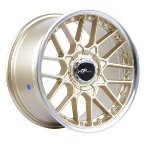 HSR Formula L1879 Ring 17x7,5-8,5 H8x100-114,3 ET30 Gold Machine Lip3