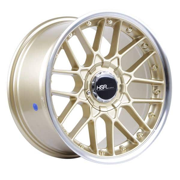 HSR Formula L1879 Ring 17x7,5-8,5 H8x100-114,3 ET30 Gold Machine Lip3