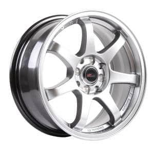 HSR GTR Sport 994 Ring 16x7 H8x100-114,3 ET38 Hyper Black