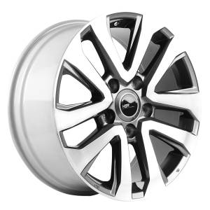 HSR Lexy 5002 Ring 20x8,5 H5x150 ET45 Grey Machine Face4