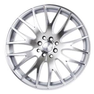 HSR Nifty JD123 Ring 18x8 H8x100-114,3 ET45 Silver Machine Face2