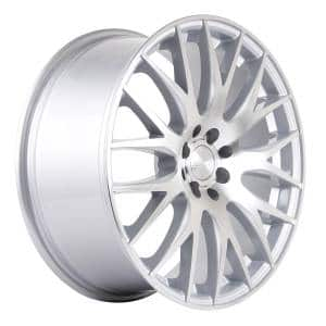 HSR Nifty JD123 Ring 18x8 H8x100-114,3 ET45 Silver Machine Face3