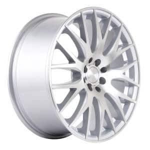 HSR Nifty JD123 Ring 18x8 H8x100-114,3 ET45 Silver Machine Face3