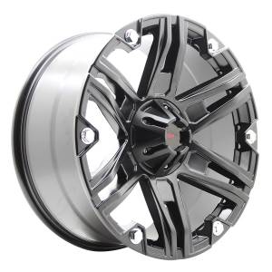HSR Outlaw JT922 Ring 20x9 H6x139,7 ET20 Semi Matte Black Chrome Rivets4