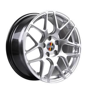 HSR P40 11943 HSR Ring 17x7,5 H5x112 ET42 Hyper Silver3