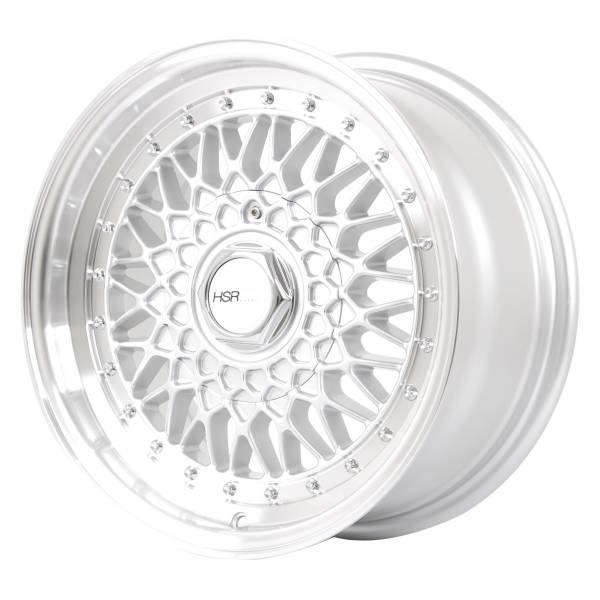 HSR RS 1138 Ring 15x7-8 H8x100-114,3 ET30-25 Silver Machine Lip (2)