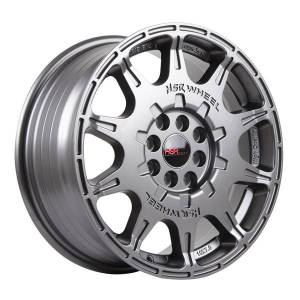 HSR WRX 1072 Ring 16x7 H8x100-1143-ET45 Semi Matte-Grey