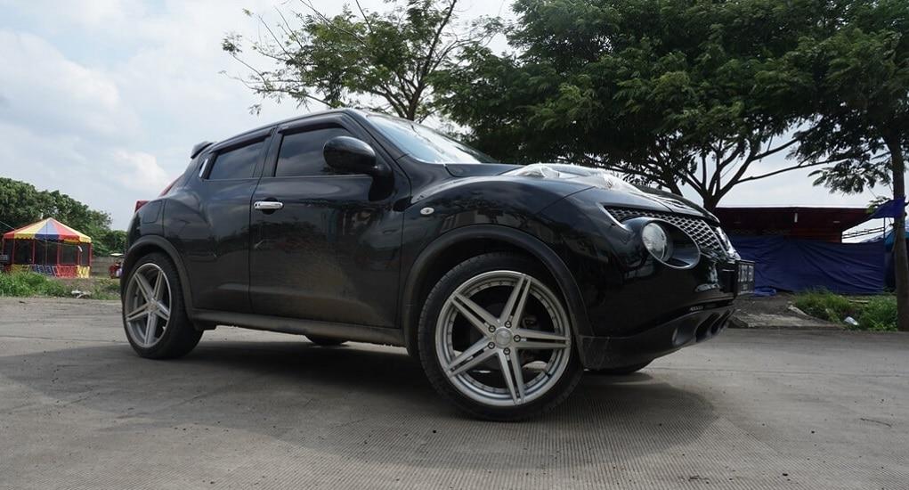 Mobil Modifikasi HSR Wheel 2