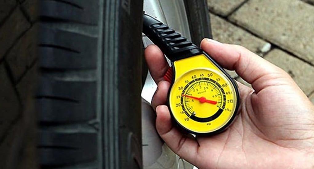 Pengaruh Ukuran Tekanan Angin Pada Ban Mobil