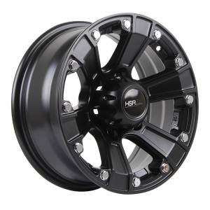 HSR Jungle JT5325 Ring 15x6,5 H6x139,7 ET0 Semi Matte Black