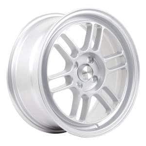 HSR Kumamoto 60423 Ring 16x7 H4x100 ET40 Brilliant Silver