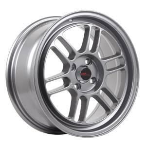 HSR Kumamoto 60423 Ring 16x7 H4x100 ET40 Semi Matte Grey