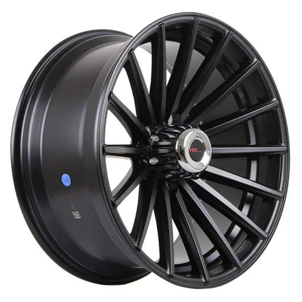 HSR Seaside L559 Ring 20x9,5 H6x139,7 ET15 Semi Matte Black