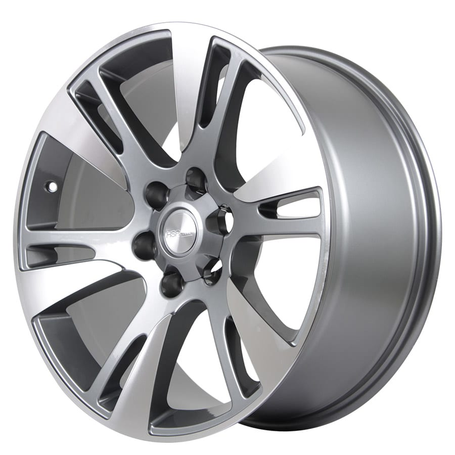HSR Winchester L1645 Ring 20x9 H6x139,7 ET20 Grey Machine Face (2)