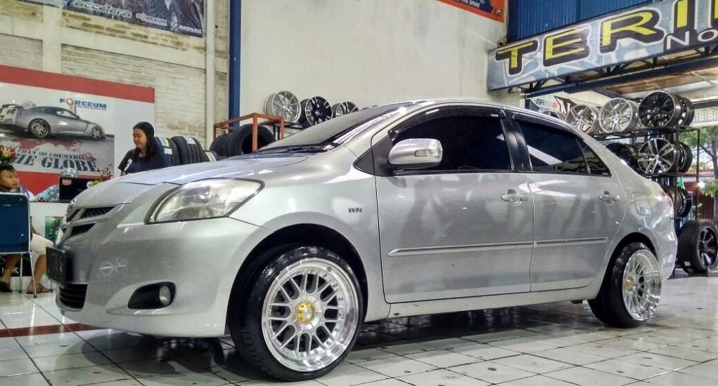 Modifikasi velg Mobil HSR Wheel