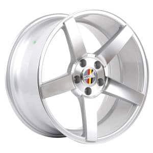 Ne3 50783 HSR Ring 18x8-9 H5x112 Et40-35 Silver Machine Face (3)