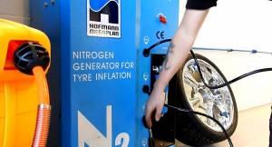 Penggunaan Nitrogen Pada Ban Mobil