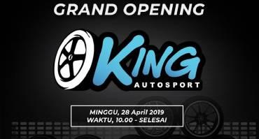 Grand Opening Toko Velg dan Ban King Autosport, TKB Samarinda