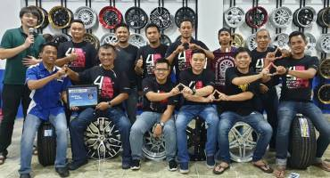 Grand Opening Legend Of Speed Banjarmasin