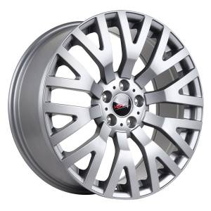HSR Britain H145 Ring 20x8.5 H5x114.3 ET45 Semi Matte Grey