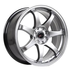 HSR GTR Sport 994 Ring 17x7,5 H8x108-114,3 ET40 Hyper Black