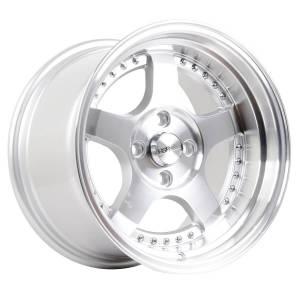 HSR SC 02 5131 Ring 15X8-9 H8X100-114,3 ET30-25-Semi Machince Face