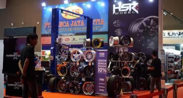 HSR Wheel Juga Ikut Memeriahkan IIMS 2019