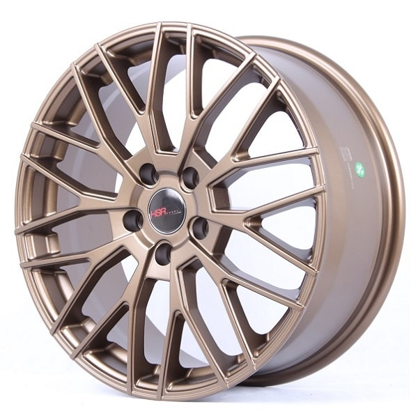HSR Anemon DM308 Ring 18x7,5 H5x114,3 ET45 Semi Matte Bronze1