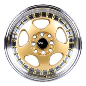 HSR Burn H1569 Gold Machine Lip