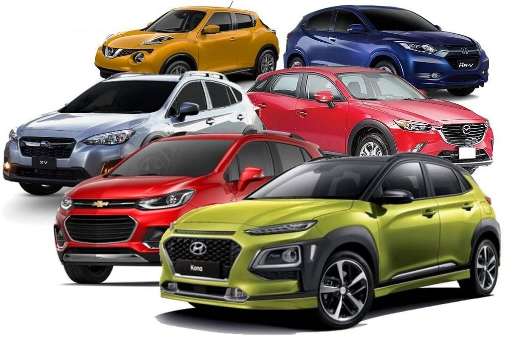Hyundai Kona Vs Compete