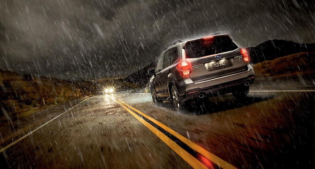 Berkendara Saat Hujan ini Tips nya