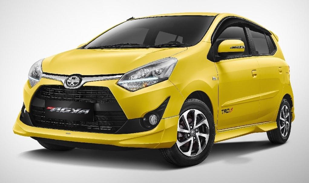 Velg Mobil Toyota Agya