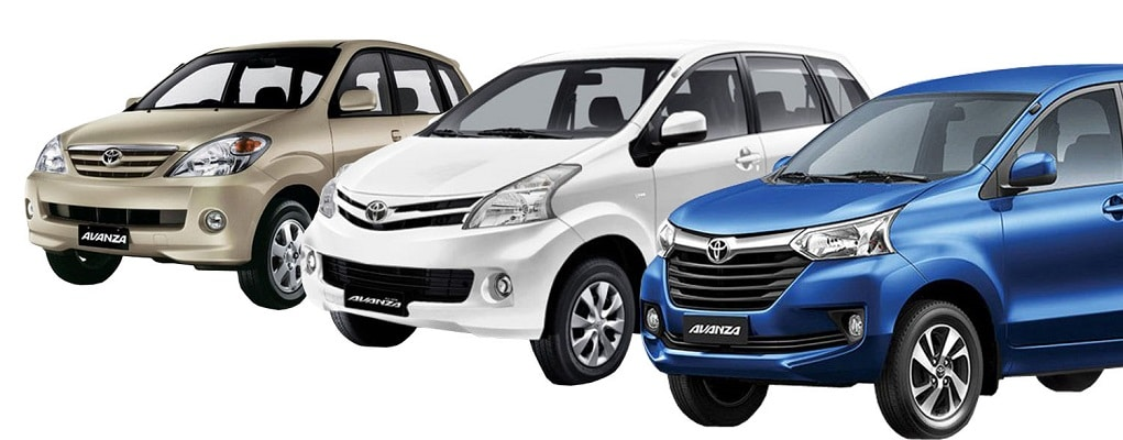 Velg Mobil Toyota Avanza