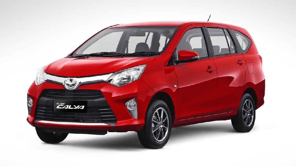 Velg Mobil Toyota Calya
