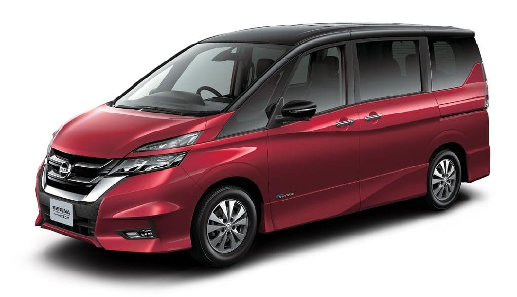 Velg Mobil Nissan Serena
