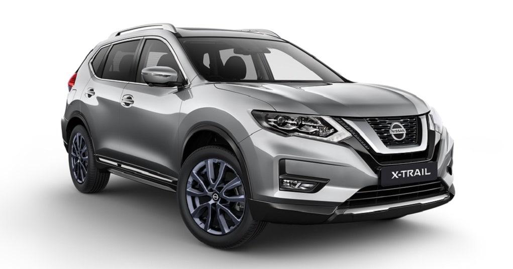 Velg Mobil Nissan X-Trail