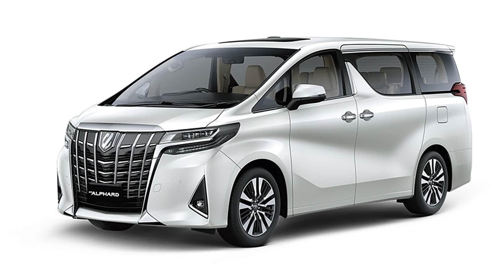 Velg Mobil Toyota Alphard