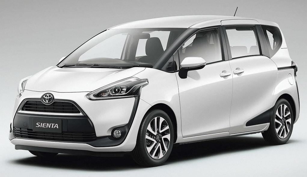 Velg Mobil Toyota Sienta
