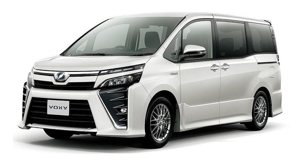 Velg Mobil Toyota Voxy