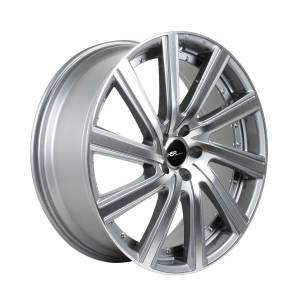 HSR Ciao L1281 R22X8,5 H5X114,3 ET35 Grey Machine Face
