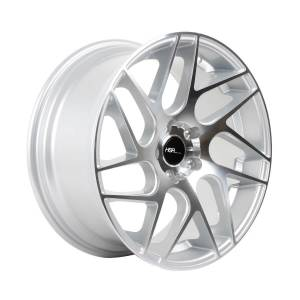 HSR Giant L967 R18X9,5 H5X112 ET40 Silver Machine Face
