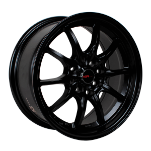 HSR Japan 10423 Ring 15X7 H8X100 1143 Semi Matte Black1