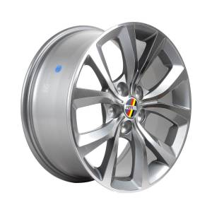 HSR Obelic H1195 R18X8 H5X114,3 ET45 Grey Machine Face