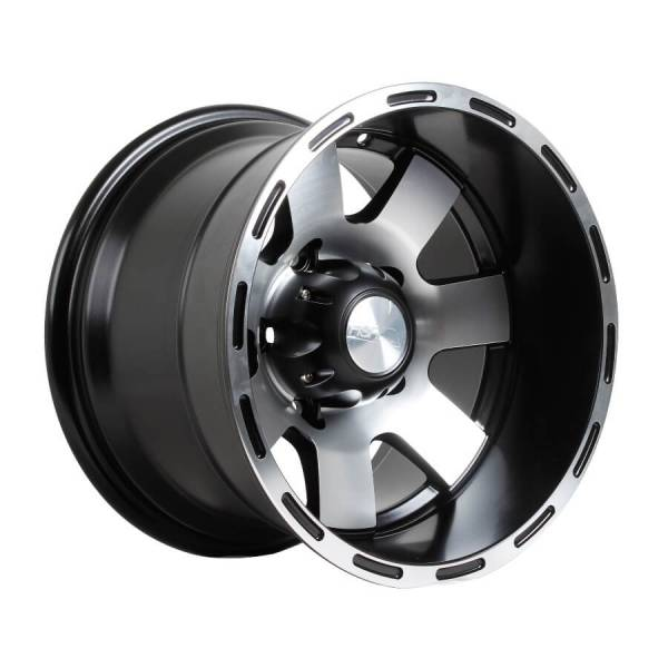 HSR Twiist JT7015 Ring 15x10 Hole 5x139,7 ET-40 Black